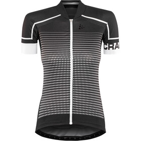 Craft Empress SS Jersey Women black/white